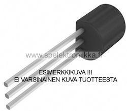 2SK170 N-FET 40V 10mA 0 4W TO92