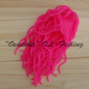 Silikonimato FL Hot Pinkki Squirmy Worm Body TFH®