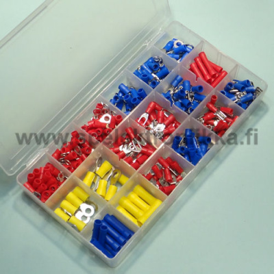 Faston connetor set 300pcs 18 different types