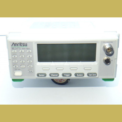 Used Anritsu 2437A sensor not included