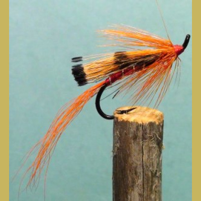 Ally's Shrimp RED single hook