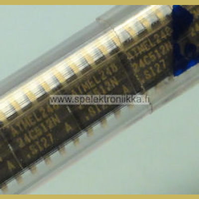EL1- AT24C512N-10SI-2.7V serial e eprom