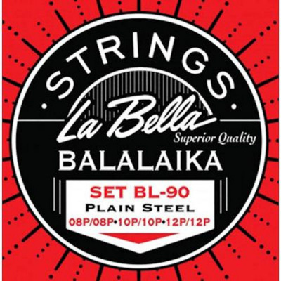 La Bella World Folk string set balalaika LBL90