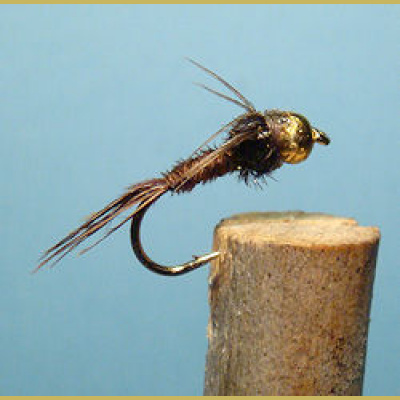 BH Pheasant Tail Golden head nymfi