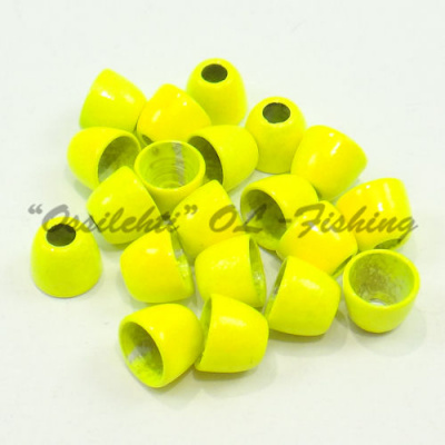 Conehead messinki 4.5 x 3.5 YELLOW 20kpl TFH®