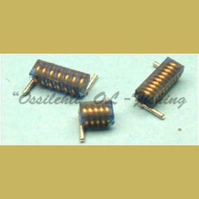 A02TJ 5% 5.00nH Coilcraft Mini Spring Air Core Inductor