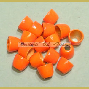 Conehead messinki 4 x 3 FLUO ORANGE 20kpl  TFH®