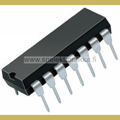 LM325N Dual Voltage Regulator +/- 15V 100mA DIP-14 kotelo
