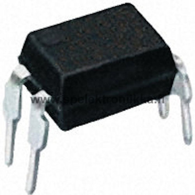 IRFD9120 P-MOSFET 100V 0.7A 1.3W DIP-4