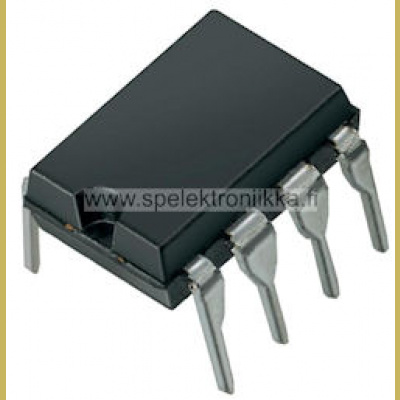 ICL7663ACPA programmable voltage regulator DIP-8 kotelo