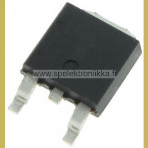 LM1117IDTX-3.3 3.3V Low drop regulaattori smd DPAK-3