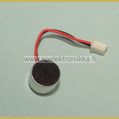 Condenser microphone electret microphone capsule a good quality electret microphone capsule WM-034CY + filter capacitor