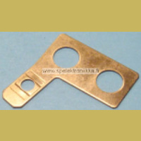 Switch faston side lug brass 223045