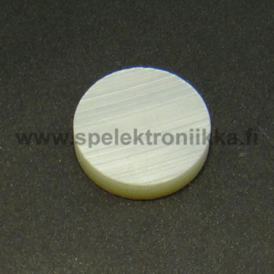 Inlay dots pearl dots Genuine White Mother of Pearl  4mm OTEMOP4
