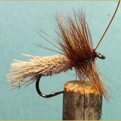 Goddard Natural Caddis perho #16