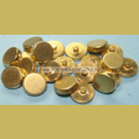 Large gold plated contact point 2200631