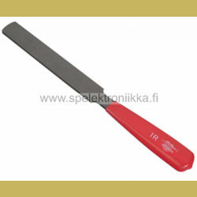 Otelautanauhan viila Hiroshima Files 1R, small red