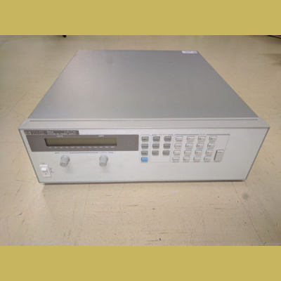 Käytetty laboratoriovirtalähde HP 6653A System Power Supply