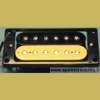 Humbucker OL®, ylikäämitty (overwound), ZHC3B, bridge, zebra, ceramic