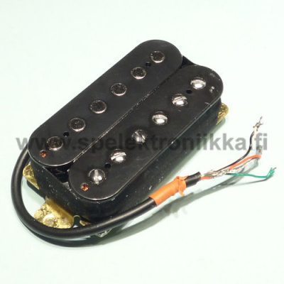 Humbucker Neck Black pitch 50 ceramic