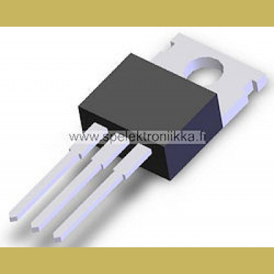 IRFBC30 N-MOSFET 600V 3.6A 74W TO-220