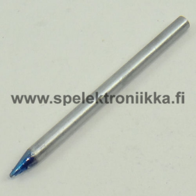 Soldering iron blade diameter 5mm tip approx. 1.5mm