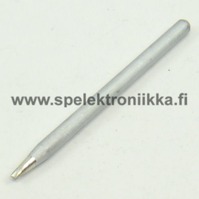 Soldering iron blade diameter 5mm tip approx. 2.3mm