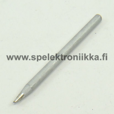Soldering iron blade diameter 5mm tip sloping