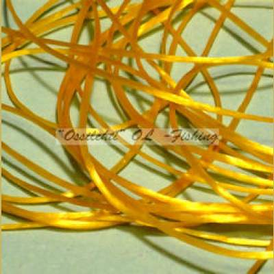 Smooth Maggot Flat Body String, Gold TFH™