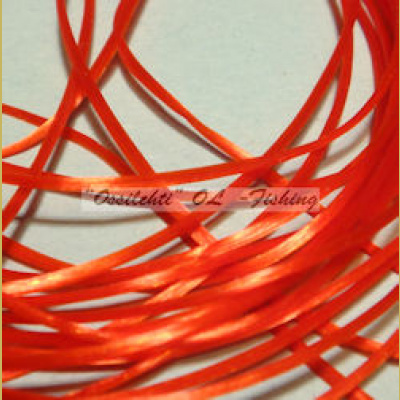 Smooth Maggot Flat Body String, Red TFH™