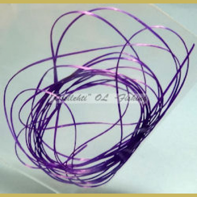 Smooth Maggot Flat Body String, Violet TFH™