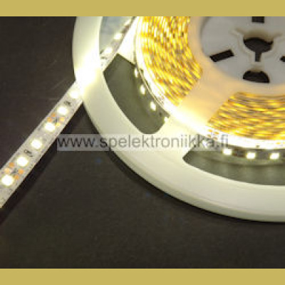 LED -nauha superkirkas 2835 warm white kuivatila IP20 600 LED