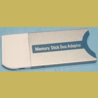 Memory stick duo adapteri