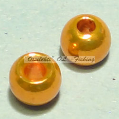 "Messinkikuulat TFH® 3.8mm 5/32"" 20kpl Anodisoitu lucent metallic ORANGE"