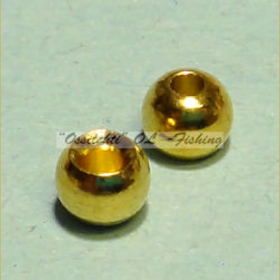 "Mässing Bead Head TFH® 2mm 5/64"" 20kpl väri Kulta"