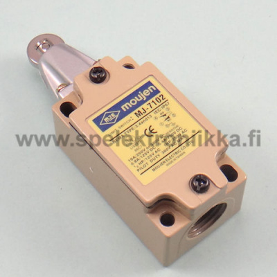 Limit switch Moujen-7102 250V / 10A substitute to Omron WLD2-TS