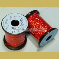 Tinseli holographic tinsel Holo Red #14 UNI -products