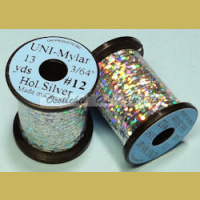 Tinseli holographic tinsel Holo Silver #10 UNI -products