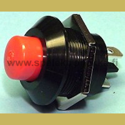 Push button 12VDC 10A OFF / (ON)