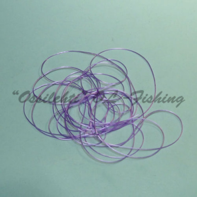 Smooth Maggot Flat Body String Lavender TFH™