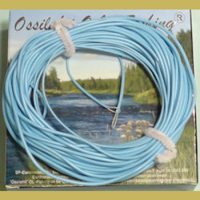 Shooting line Blue 10/11 44g 15m WF with loops TFH™
