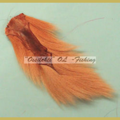 Bucktail Peuranhäntä Ginger selected TFH®