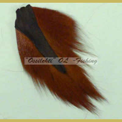Bucktail Peuranhäntä Brown selected TFH®