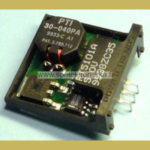 EL1- PT5101A extremely wide input positive regulator
