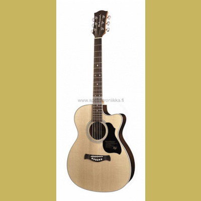 A-60-CE with PRESYS201 Richwood Master Series handmade auditorium OOO cutaway