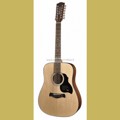 D-4012 Richwood Master Series handmade 12-string dreadnought guitar