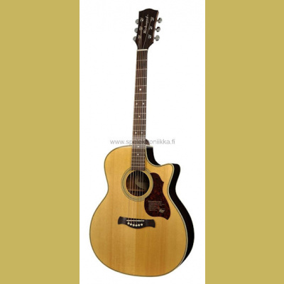 G-65-CEVA with PRESYS201 Richwood Master Series handmade grand auditorium guitar