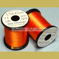 Runkosilkki UNI FLOSS rayon Burnt Orange