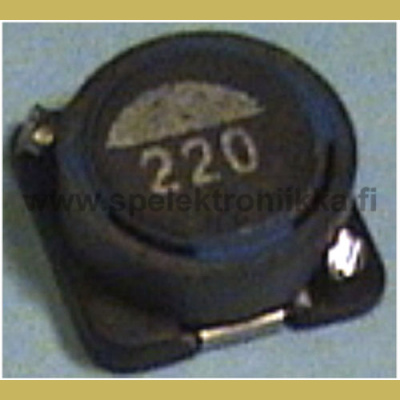 SLF7030T-220MR86 22uH Shielded Wirewound Inductor 860mA 0,11ohm