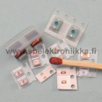 SMD inductor 100nH size 0603 sold 5pcs/set